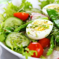 An Eggs-ellent Salad