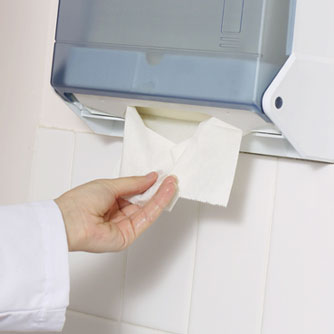 Proper Hand Drying Vital in War Against Germs ...