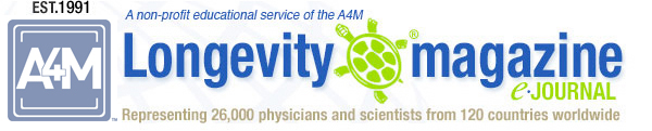 Longevity Magazine e-Journal from WorldHealth.net