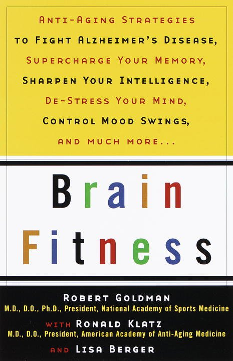 Brain Fitness Goldman Klatz Book